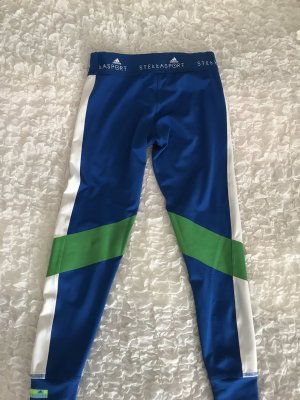 Adidas by Stella McCartney Sportbroek donkerblauw-blauw