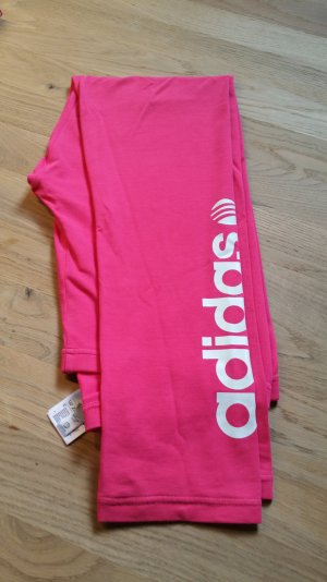 Adidas Sportleggins pink, Größe L