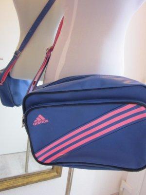 Adidas Sportliche Tasche Blau Pink
