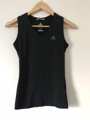 Adidas Sportoberteil schwarz gr.34