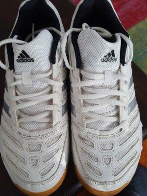 Adidas Zapatilla brogue blanco-negro