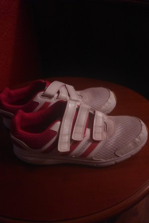 Adidas Low Shoes white