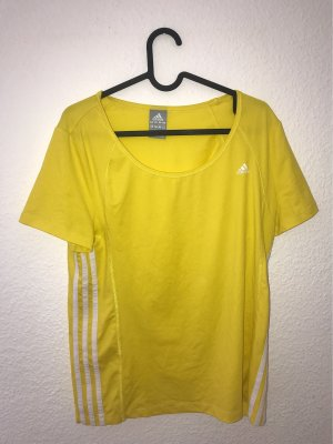 Adidas Sports Shirt yellow