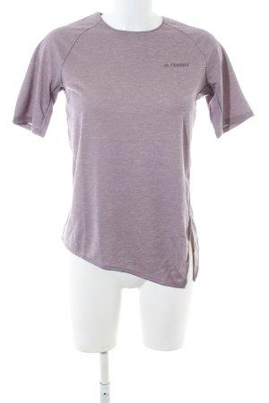Adidas Sportshirt pink Casual-Look