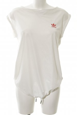 Adidas Sports Shirt white athletic style