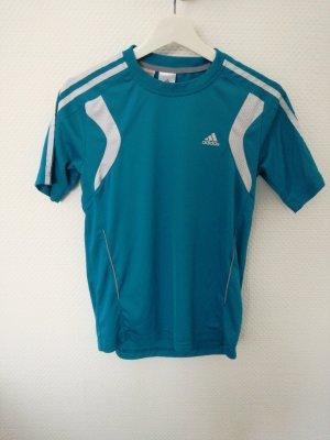 adidas Sportshirt blau