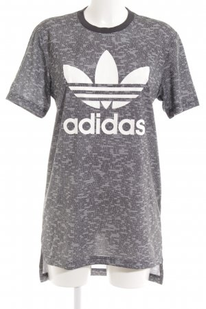 Adidas Sports Shirt grey athletic style