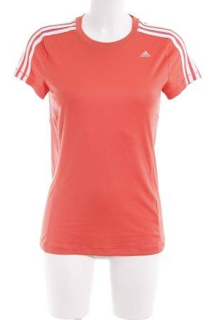Adidas Sportshirt lachs sportlicher Stil