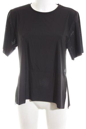 Adidas Sports Shirt black athletic style