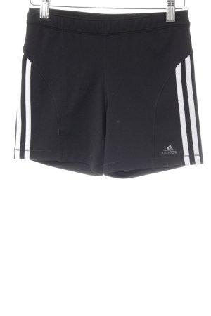 Adidas Sportshorts Streifenmuster sportlicher Stil