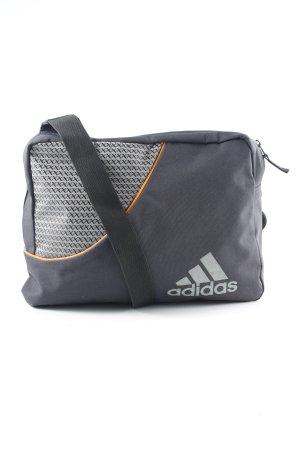 Adidas Bolsa de gimnasio estampado con diseño abstracto look casual