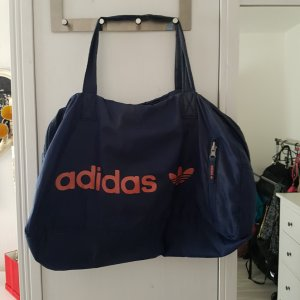 Adidas Sporttasche marineblau