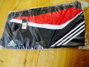 Adidas Sports Bag multicolored polyester