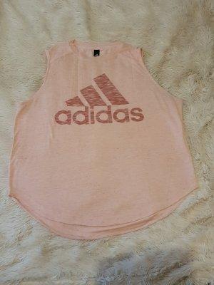 Adidas Originals Canotta sportiva rosa pallido