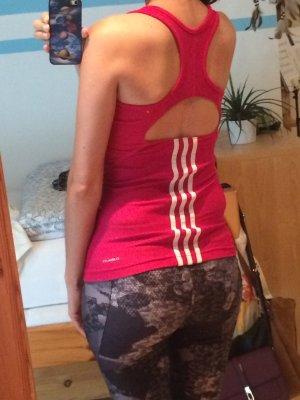 Adidas Sporttop, Oberteil, Fitness, pink NEU