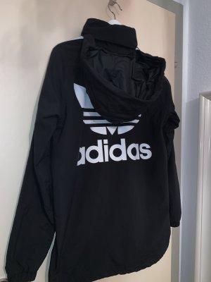 Adidas Oversized Jacket black-white