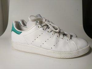 Adidas Sneakers met veters groen-wit