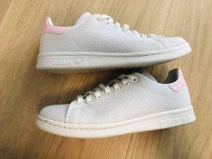Adidas Zapatilla brogue blanco-rosa claro