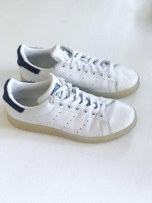 Adidas Zapatilla brogue beige-blanco