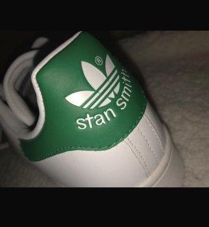 adidas stan smith Zapatilla brogue blanco-verde Cuero