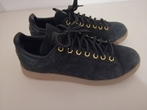 adidas stan smith Basket à lacet noir