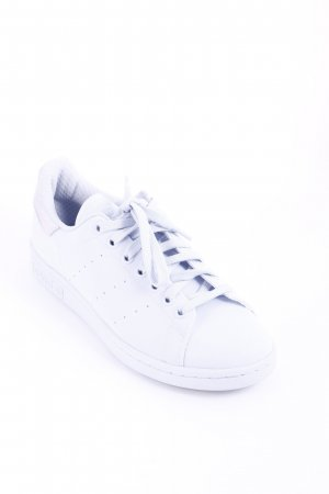 Adidas Stan Smith Adicolor Schnürsneaker blassblau sportlicher Stil