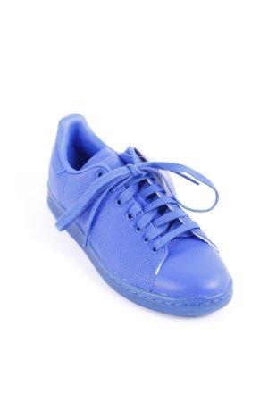 Adidas Stan Smith Adicolor Schnürsneaker stahlblau sportlicher Stil