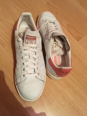 Adidas Stan Smith altrosa, Stan Smith sneaker mit altrosa Verse