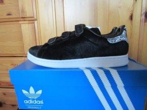 Adidas Stan Smith black pony Gr. 39 1/3 NEU