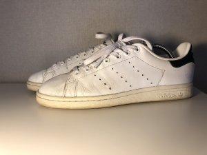 adidas stan smith Skater Shoes white-dark blue