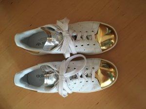 Adidas Stan Smith gold/silber