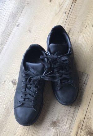 Adidas Stan Smith, Gr. 38 2/3, schwarz