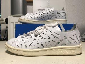 adidas stan smith Sneaker stringata bianco Pelle