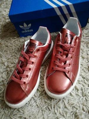 Adidas Sneaker bianco-color oro rosa