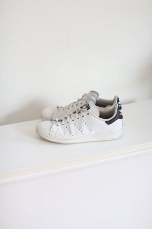 Adidas Zapatilla brogue blanco