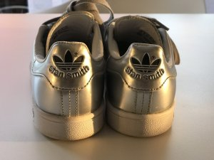 Adidas Stan Smith, Silber, Gr. 36 2/3