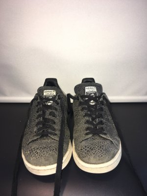 magasin en ligne be7b9 de848 adidas stan smith Sneakers natural white-dark blue
