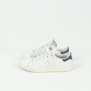 Adidas Stan Smith Sneaker Gr. 37 1/3 weiß/schwarz (19/03/188)