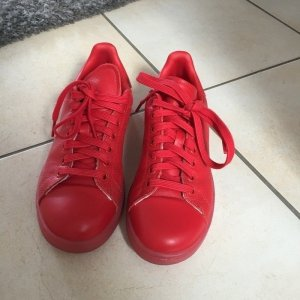 Adidas Stan Smith Sneaker rot 39