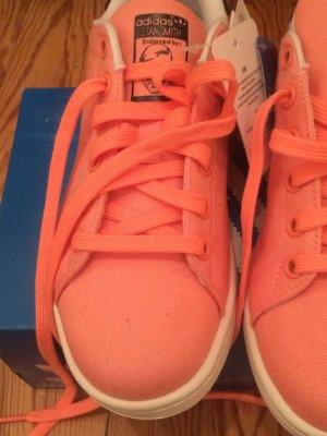 Adidas Stan Smith Stoff coral Neu OVP