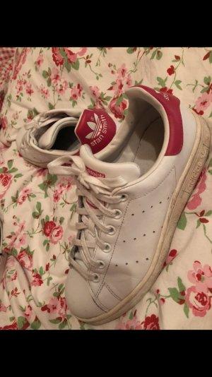 Adidas STAN SMITH weiß pink
