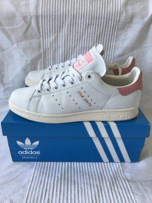 Adidas Stan Smith weiß rosa UK 6 // EU 39 1/3 Gold Edition
