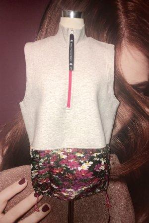 Adidas by Stella McCartney Camicia oversize multicolore
