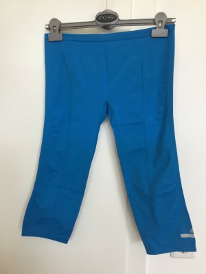 Adidas by Stella McCartney Pantalon 3/4 bleu acier-bleu fluo