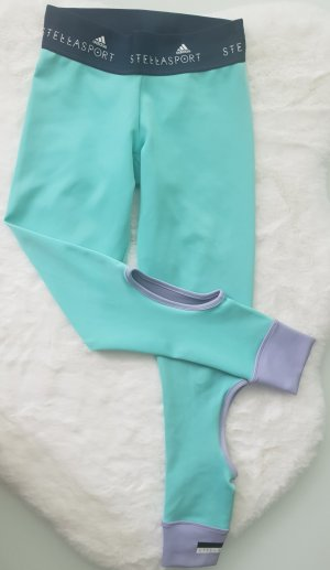 Adidas by Stella McCartney Leggings lilac-turquoise