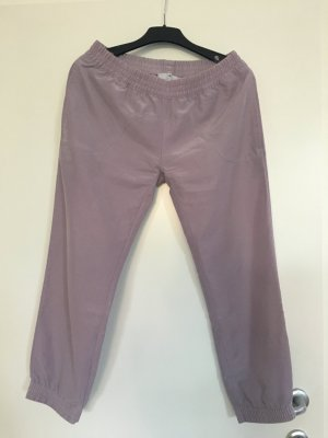 Adidas by Stella McCartney Trackies dusky pink-mauve copper rayon