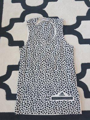 Adidas by Stella McCartney Sports Shirt black-natural white