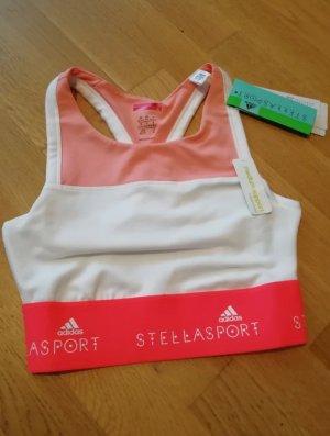 Adidas by Stella McCartney Maglietta sport multicolore