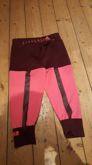 Adidas Stella McCartney Sport Tights Gr. S rot