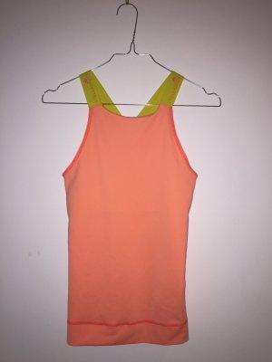 Adidas by Stella McCartney Off the shoulder top veelkleurig Polyester